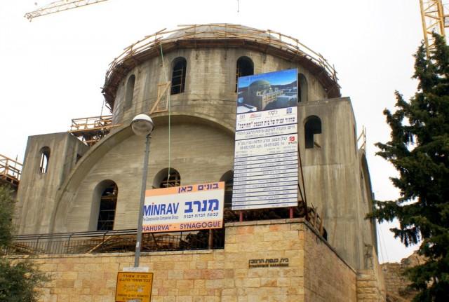 Строятся новые синагоги
