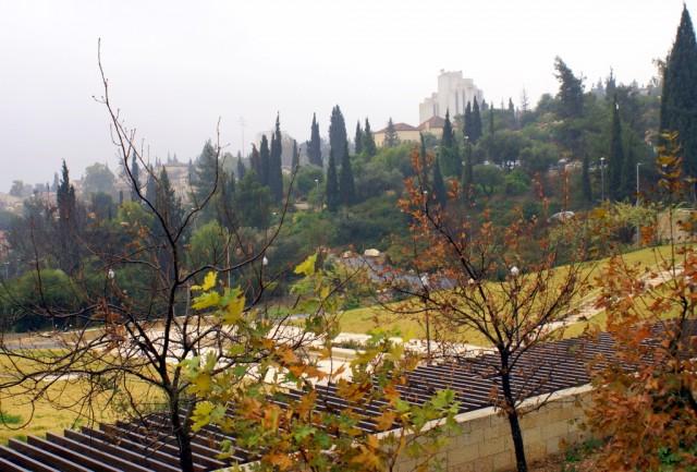 Прощай, Иерусалим!