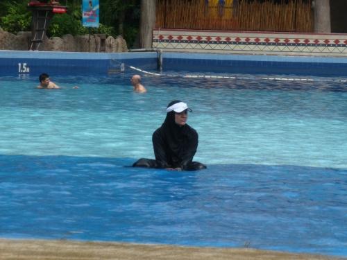 аквапарк по-мусульмански