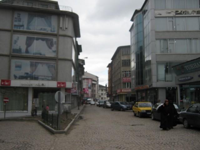 Улицы Эрзурума