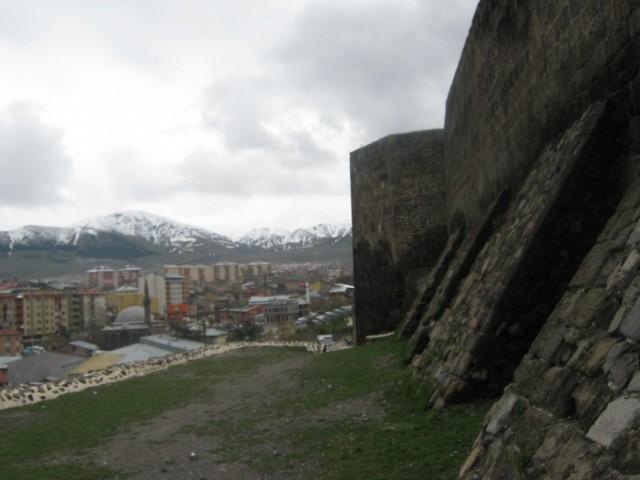 Крепость Эрзурума