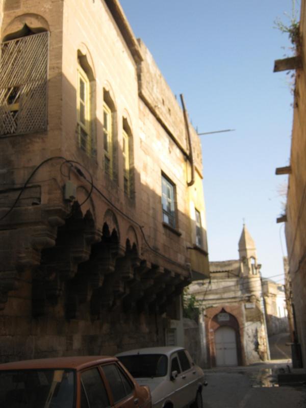 Старые улочки Урфы