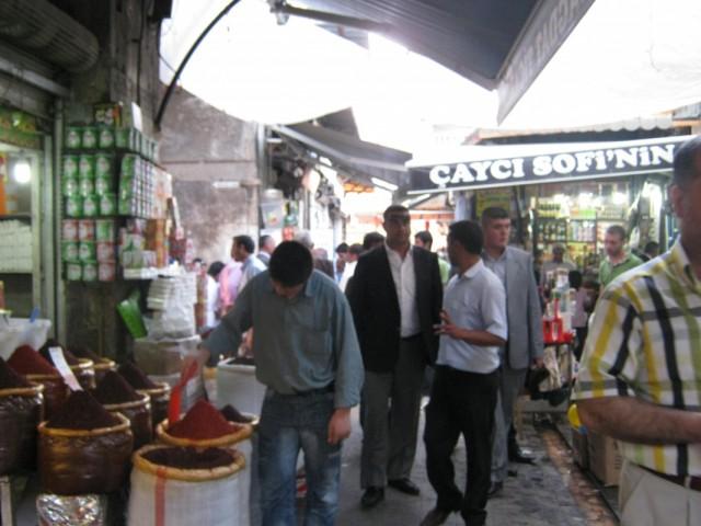 Местный базар