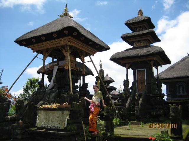 храмовый комплекс Батур