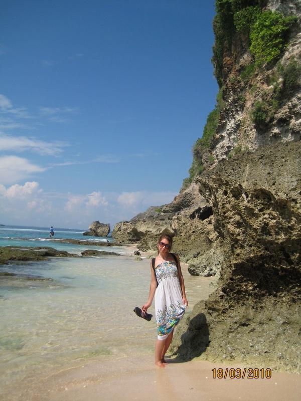 пляж на Улувату