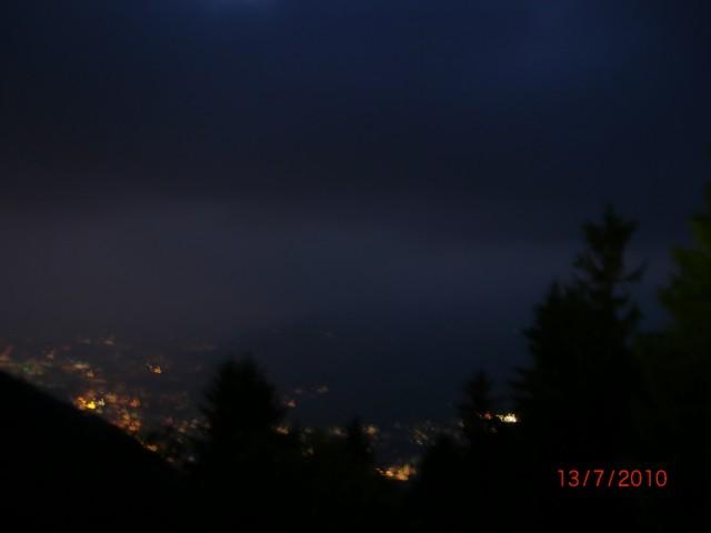 Дальние огни - уже в Швейцарии