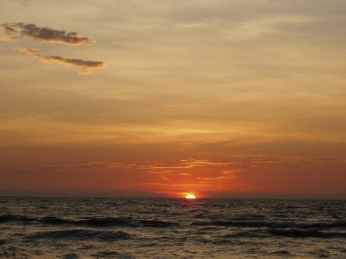 Гоанский закат