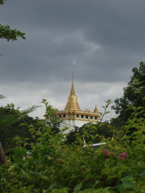 небо Бангкока