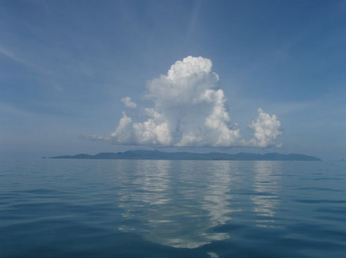 небо над Панганом