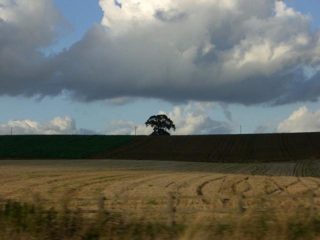 Небо над Британским бездорожьем