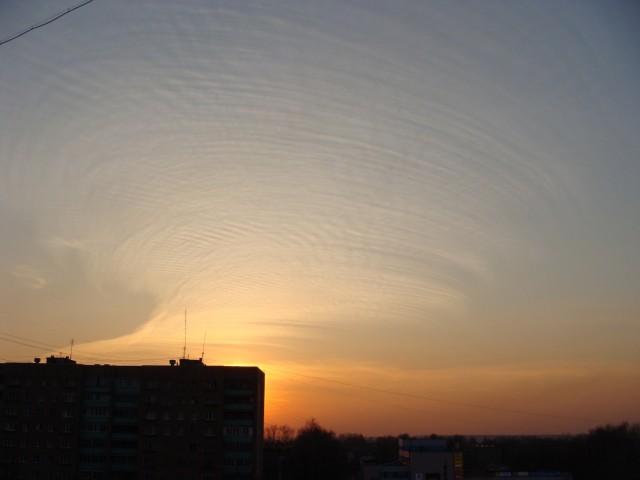 Подмосковное небо 2.
