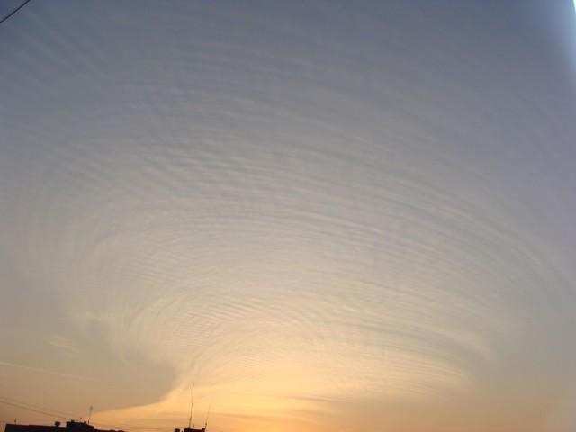 Подмосковное небо 4.