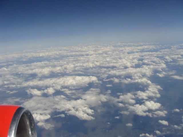Небо над Словенией (?)