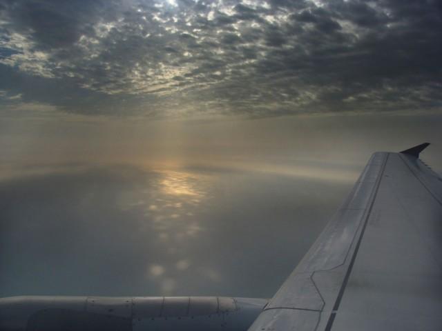 Солнечные зайчики над Мумбаем