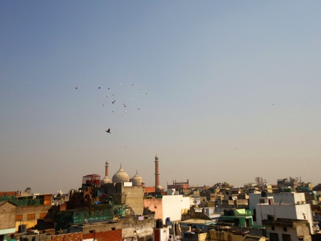 Chawri Bazar (Delhi 6), this morning
