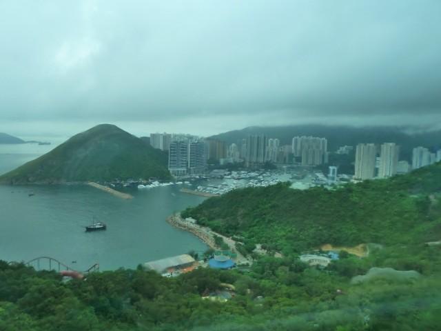 Небо над Гонконгом2