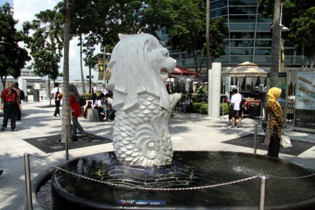 Символ Сингапура