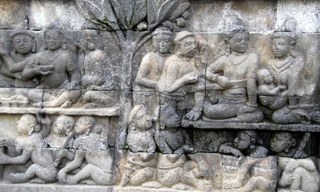 ... иллюстрации к древним индийским сказаниям