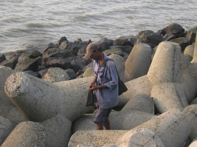 затерянный в камнях