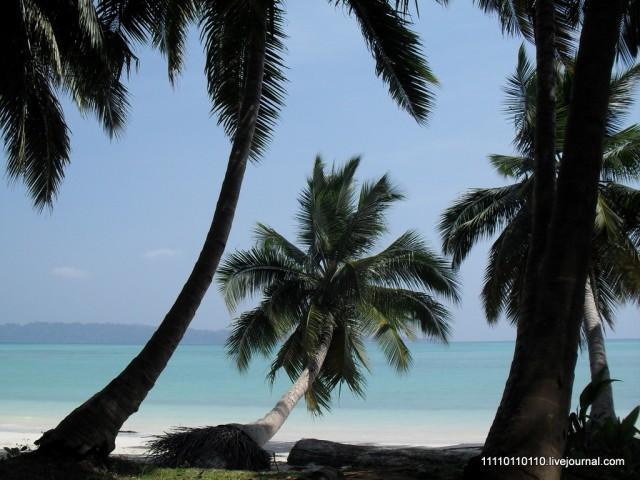 Андаманы (о. Хавелок)