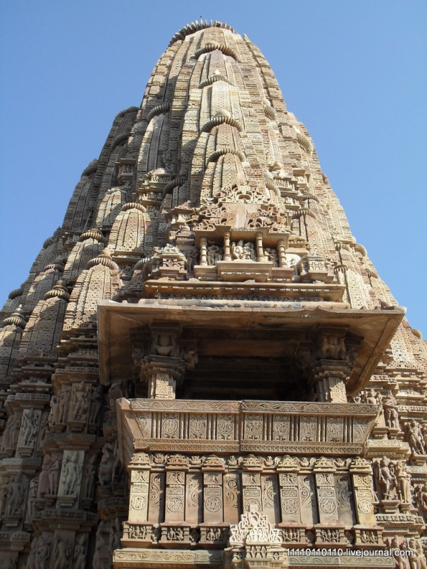 Храмы Каджурахо очень красивы