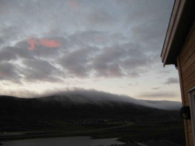 Туман сгущается..