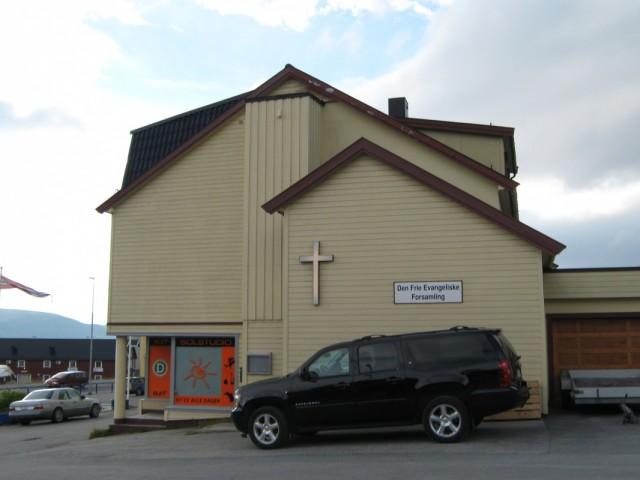 Церковь свободных евангелистов