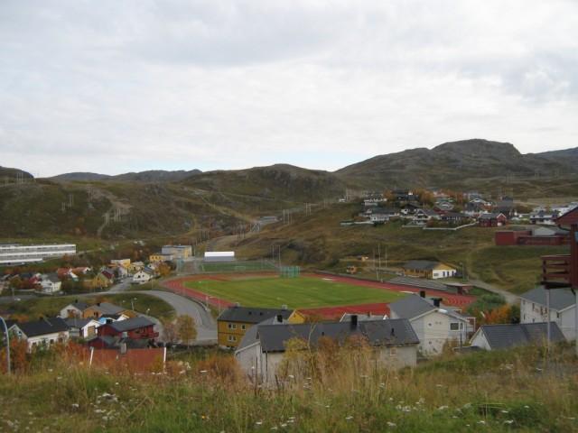 Местный стадион