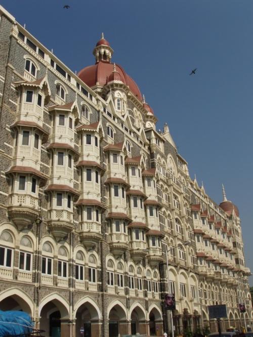 гостинница Тадж Махал в Мумбае