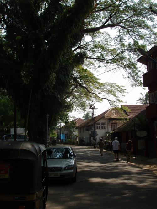 улочки Кочина