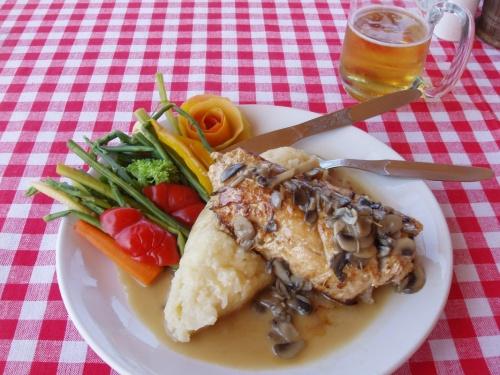 европизированная кухня