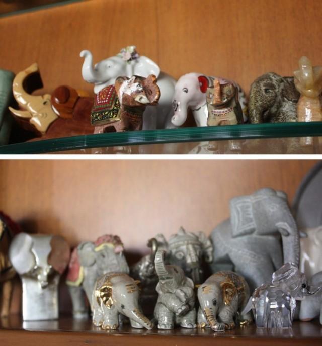 из любых материалов -камня, керамики, стекла, дерева, металла и кристаллов