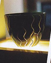 ваза-светильник