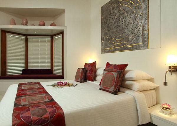 Mandala room on Sattva floor