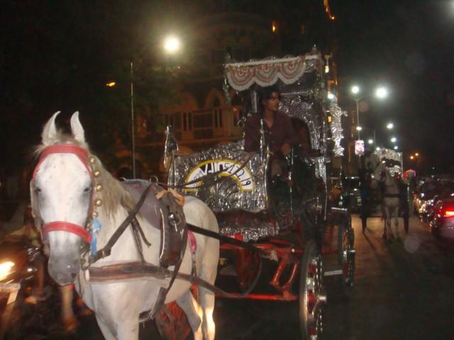 Ночной Мумбай