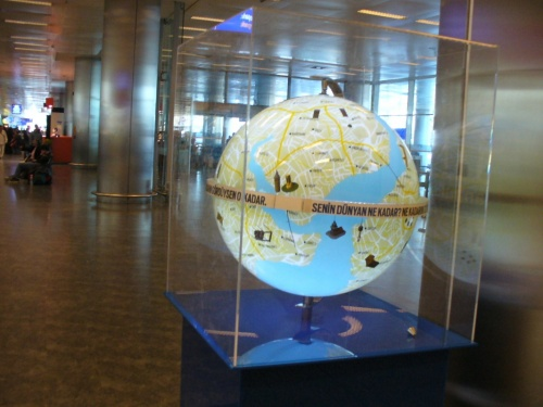 Глобус Стамбула