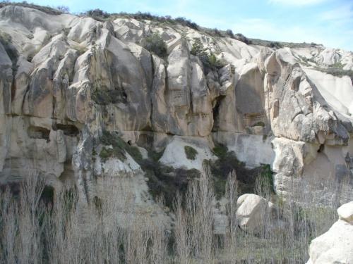 пещерные монастыри ок.Гереме