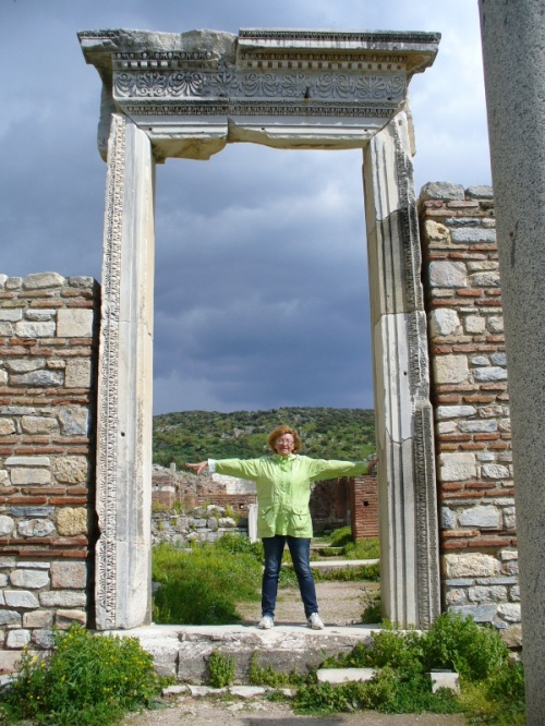 Эфес. вот такой вот был град