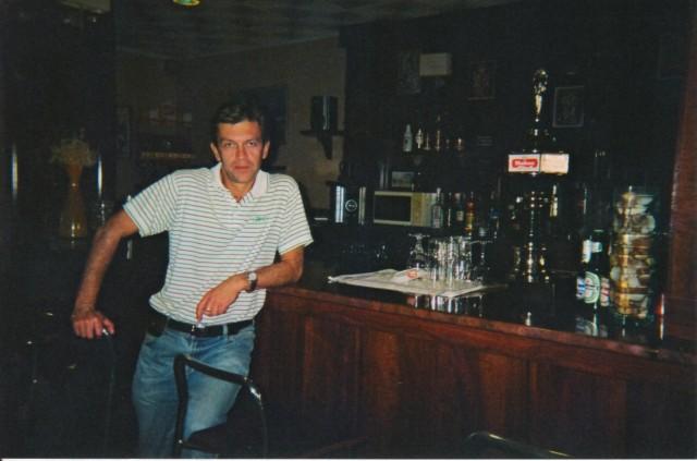 Хорхе в 2005 г.