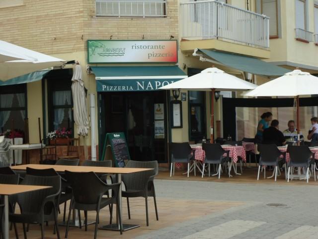 ресторанчик Napoli