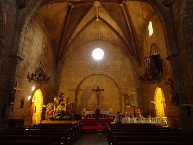 Святой Бартомео в Пуэбло Хавея 1