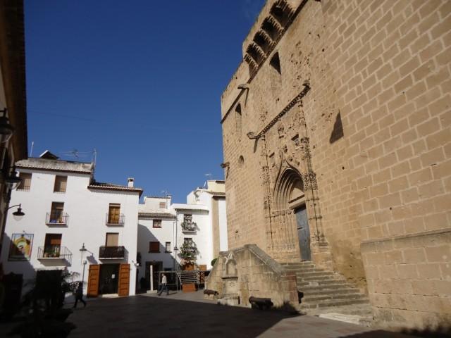 Святой Бартомео в Пуэбло Хавея 2