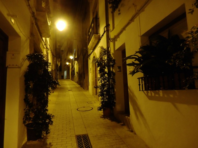 Ночное пуэбло 8