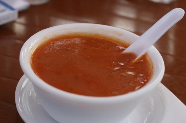 любителям томатного супа посвящается))