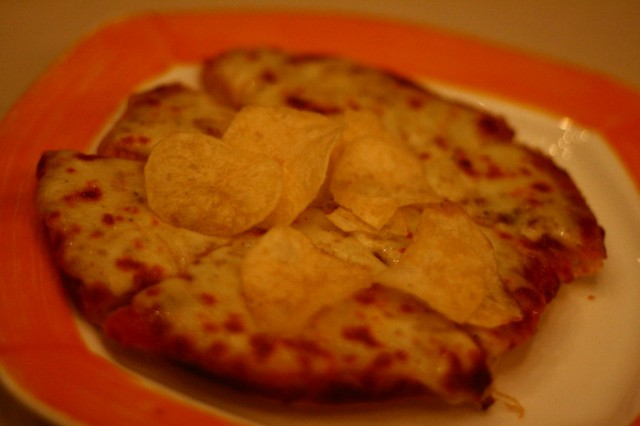 пиццу они готовить не умеют)))