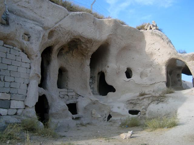Бесплатные пещеры Учхисара