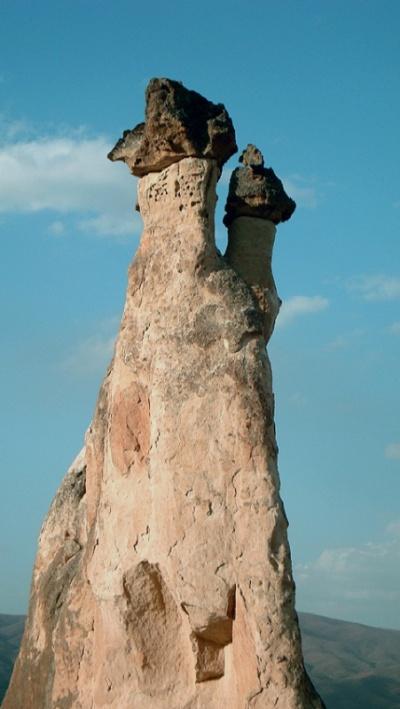 Скалы-грибы