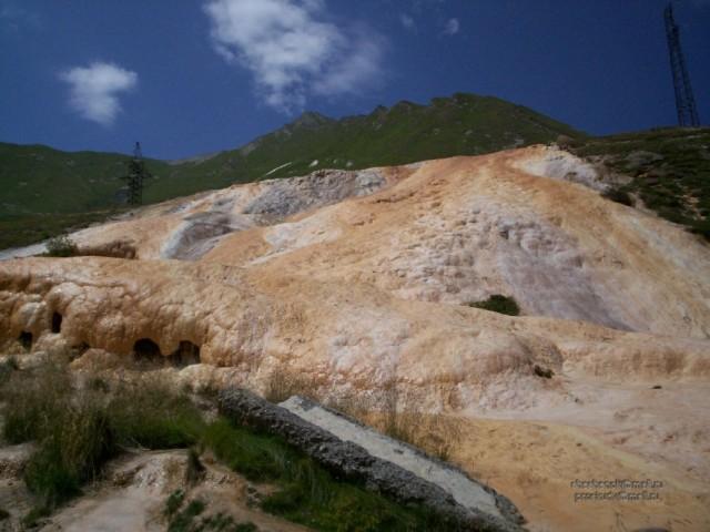 Источник минводы на Военно-грузинской дороге