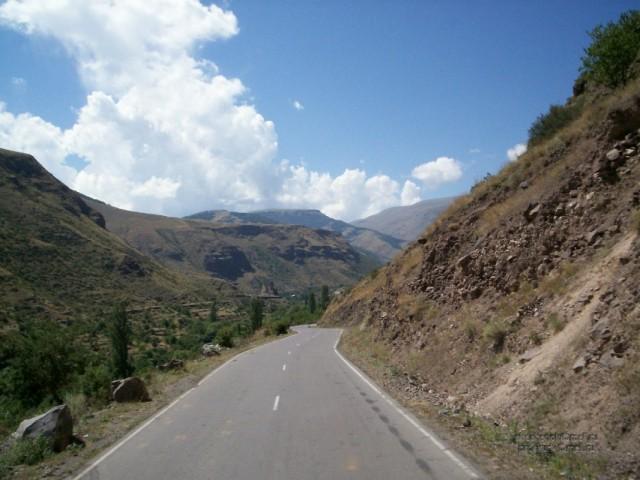 Дорога Ахалкалаки - Ахалцихе