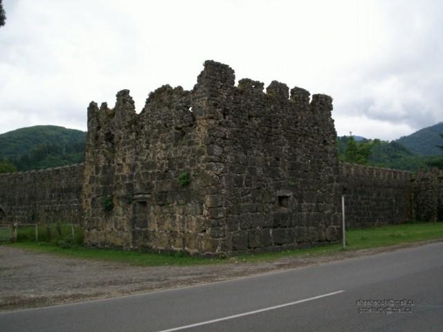 Гонио. Крепость (I век н.е)